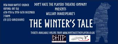 WOAPA students in 'The Winter's Tale' Oxford
