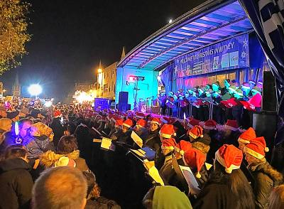 Witney Christmas Lights performance success