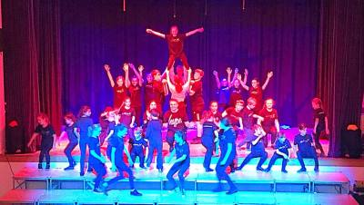 Dance, Drama, and Singing classes for children