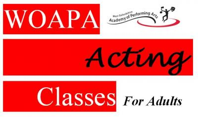 Acting class for adults in Oxfordshire