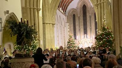 Witney Town Mayor's Christmas Concert 2019