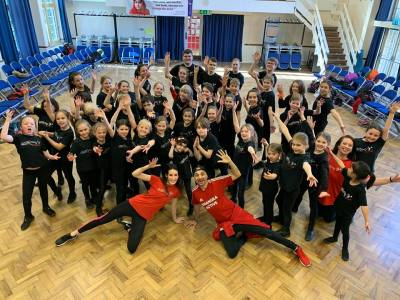Bhangra / Bollywood Masterclass dance sessions at WOAPA in Witney Oxfordshire