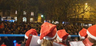 Witney Christmas Lights event - Friday 27th Nov 2020