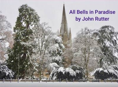 Witney Choir - All Bells In Paradise - WOAPA's Christmas Carol for 2020