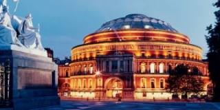 WOAPA singing at The Royal Albert Hall, London