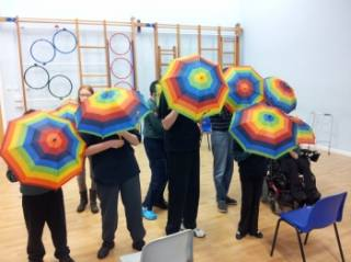 Madley Park - Drama, Dance & Singing classes for children with learning disabilities move to The Henry Box School