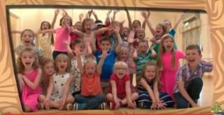 WOAPA children in dance video