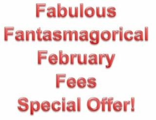 Fabulous Fantasmagorical Offer!