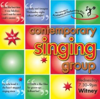 Witney Choir continues to grow