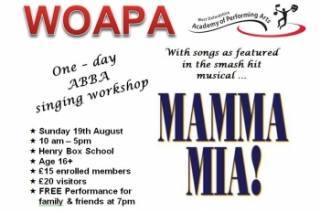 Witney Singing Workshop