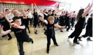 WOAPA's Oxford Flashmob!