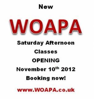 WOAPA #2 on its way!