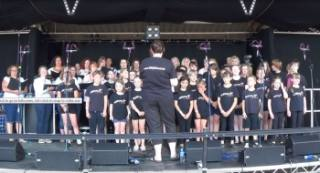 West Oxfordshire Academy of Performing Arts at Ox-Fest 2013