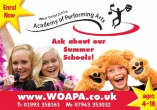 WOAPA Kids perform at Ox-Fest 2013 - watch it here!