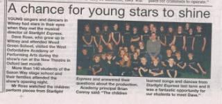 WOAPA - Witney Gazette