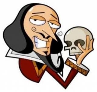 William Shakespeare's birthday 2013