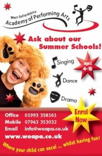 Children's Summer School 2013