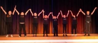 Children drama class Carterton Community Centre, Shilton Park - Singing Dance Drama