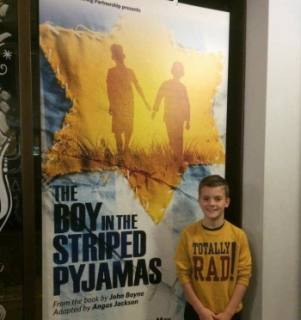 Cameron Duncan - reviews of 'The Boy in The Striped Pyjamas