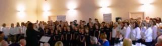 Witney Children's Theatre School perform for Town Mayor