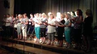 Witney Choir - Singing Workshop