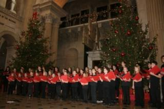 West Oxfordshire Academy of Performing Arts - Blenheim Palace Xmas performance