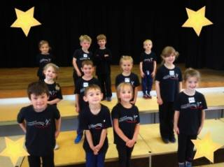 Children Dance, Drama & Singing Summer School, Witney 2016